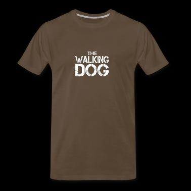 The Walking Dog - Men's Premium T-Shirt