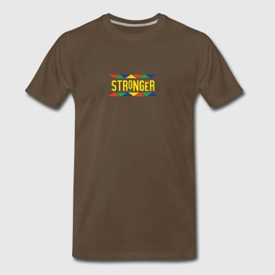 Stronger - Men's Premium T-Shirt