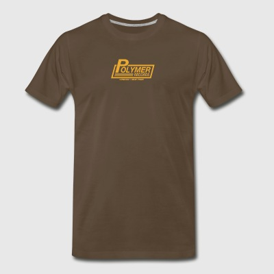 Polymer Records - Men's Premium T-Shirt