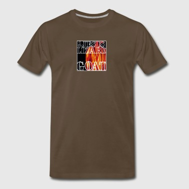 Goat The Jesus Lizard Album - Men's Premium T-Shirt