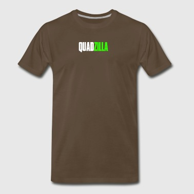 Quadzilla - Men's Premium T-Shirt