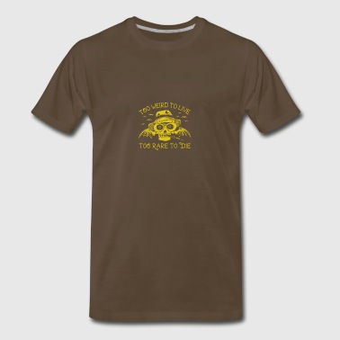 Hunter S Thompson - Men's Premium T-Shirt