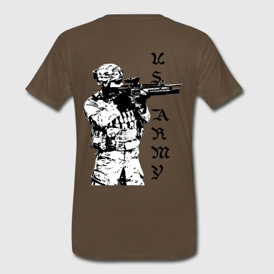 US Army,Army, Military, USA, United States,Soldier - Men's Premium T-Shirt