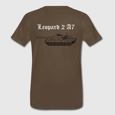 leopard 2 German Tank - Men's Premium T-Shirt