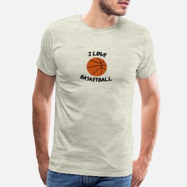 Basket Maker Basketball - Men's Premium T-Shirt