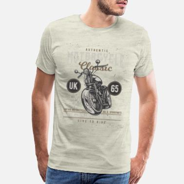 Keep Calm and Ride a MOTO GUZZI Fathers Day T-Shirt Ideal Birthday Gift