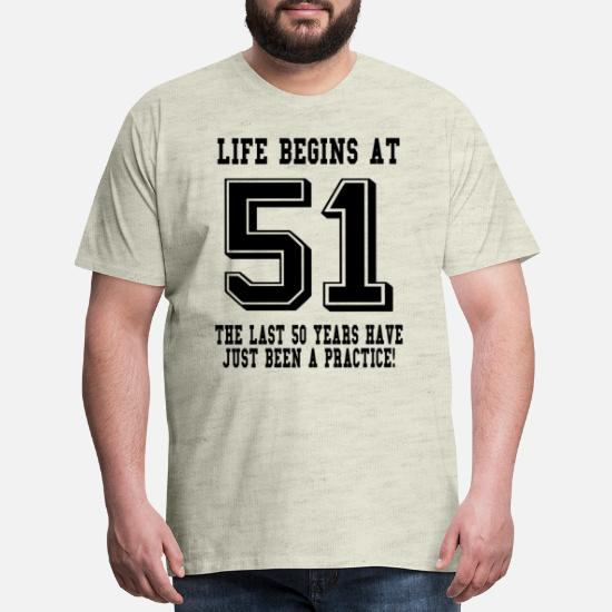 51st Birthday Gifts Presents Year 1968 Unisex Ringer T-Shirt Old Banger Car