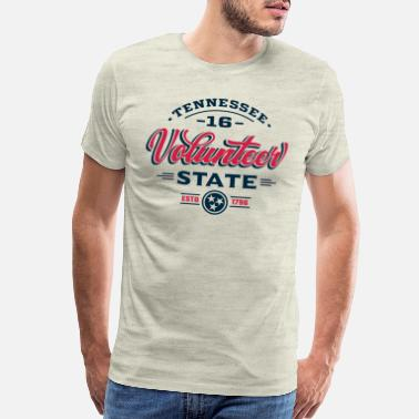 Smoky Mountains Tennessee - Men's Premium T-Shirt