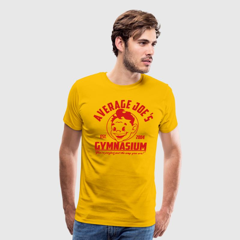 averagejoe's - Men's Premium T-Shirt