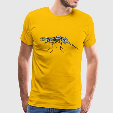 Mosquito mosquito insect fly - Men's Premium T-Shirt