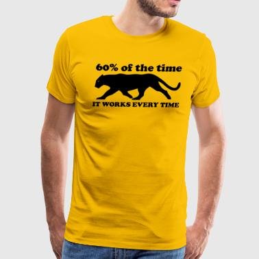 Sex Panther - Men's Premium T-Shirt