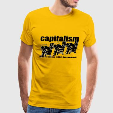 Remix capitalism - Men's Premium T-Shirt