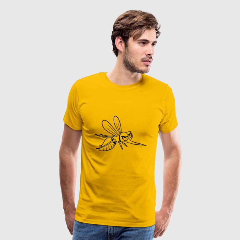 Mosquito wittily insect - Men's Premium T-Shirt