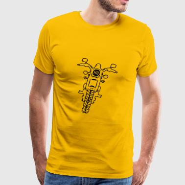 motorcycle site - Men's Premium T-Shirt