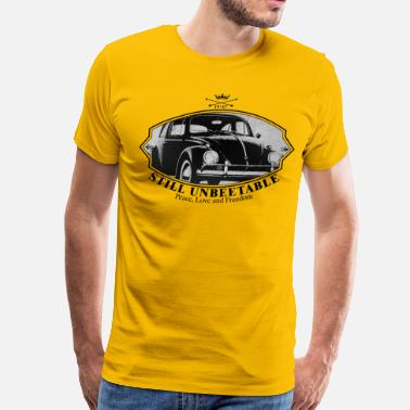 Beetle Retro beetle - Men's Premium T-Shirt