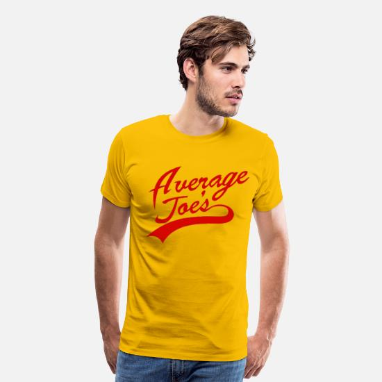 Dodgeball Average Joe's Men's Premium T-Shirt | Spreadshirt