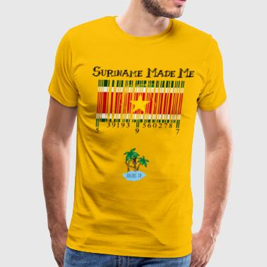 Suriname Made Me - Men's Premium T-Shirt