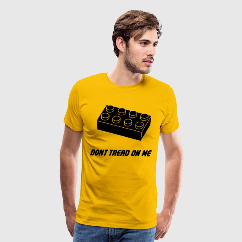 Lego Don't Tread On Me - Men's Premium T-Shirt