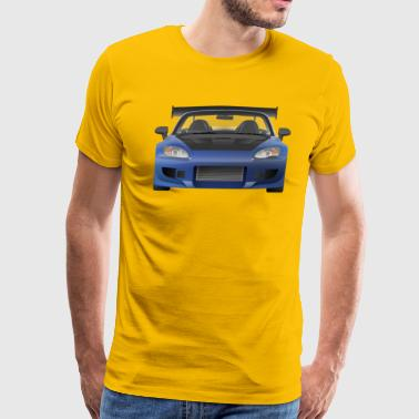 S2000 s2k CR - Men's Premium T-Shirt
