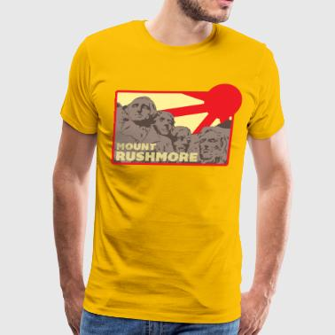 rushmore - Men's Premium T-Shirt