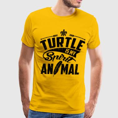 Turtle My Spirit Animal - Men's Premium T-Shirt