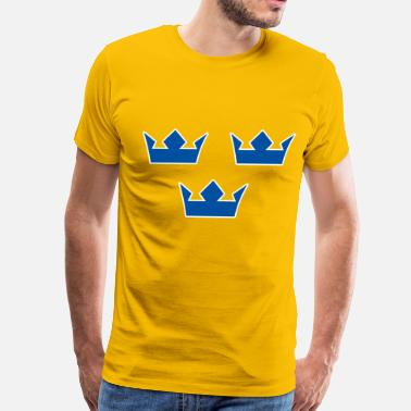 Sweden Hockey Team sweden_hockey - Men's Premium T-Shirt