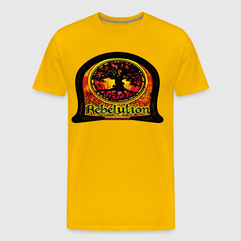 Rebelution Tree of Life - Men's Premium T-Shirt