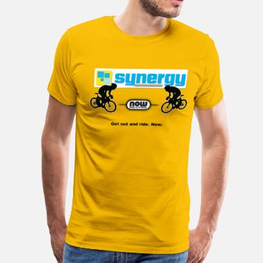 Tour Yellow Synergy - Men's Premium T-Shirt