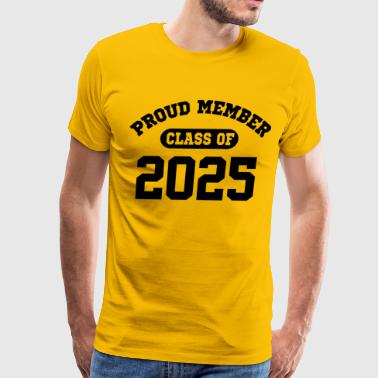 Class Of 2025 - Men's Premium T-Shirt