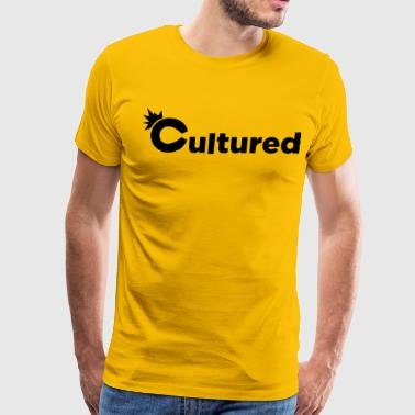 Cultured - Men's Premium T-Shirt