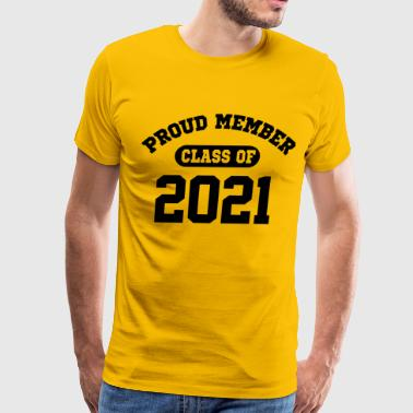 Class Of 2021 - Men's Premium T-Shirt