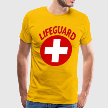 LIFEEGUARD - Men's Premium T-Shirt