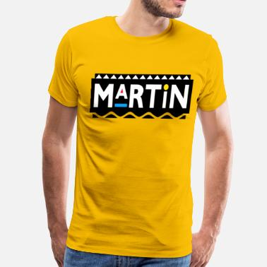 Martin Lawrence martin 1 - Men's Premium T-Shirt