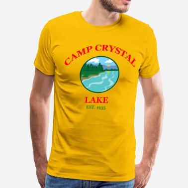 Camp Crystal Lake Camp Crystal Lake - Men's Premium T-Shirt