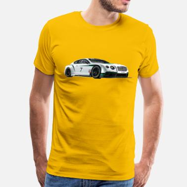 Continental BENTLEY CONTINENTAL GT - Men's Premium T-Shirt