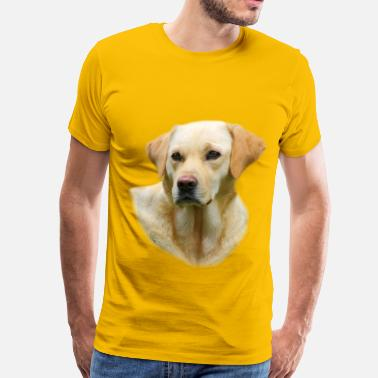 The Hangover 2 Movie Yellow Lab Worn On Hangover 2 Movie - Men's Premium T-Shirt