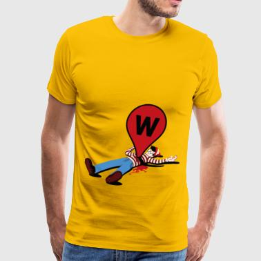 Wally - Men's Premium T-Shirt