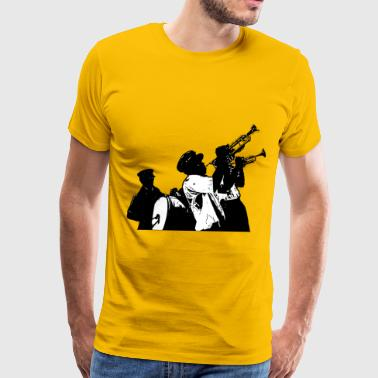 Brass Band - Men's Premium T-Shirt