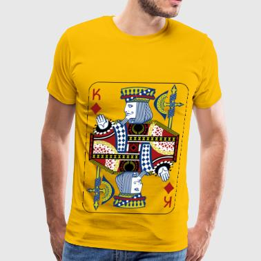 King Of Diamonds King Of Diamonds - Men's Premium T-Shirt