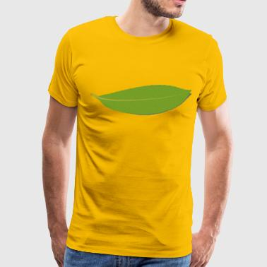 basil leaf - Men's Premium T-Shirt
