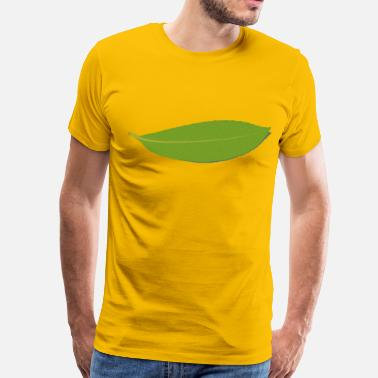 Basil basil leaf - Men's Premium T-Shirt