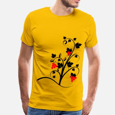 Red Vine Vine - Men's Premium T-Shirt