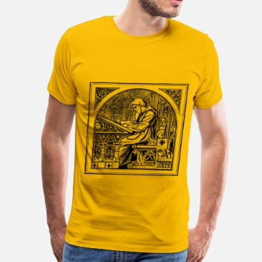 Monks Monk - Men's Premium T-Shirt