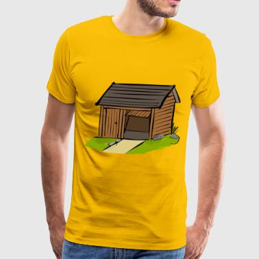 Shed - Men's Premium T-Shirt