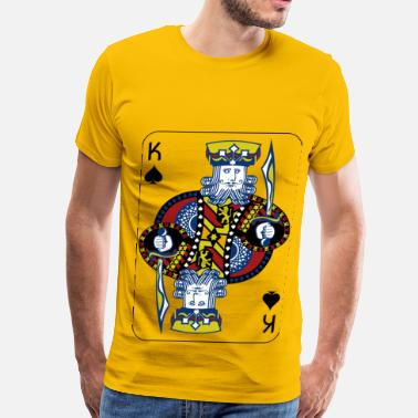 King Of Spades King of Spades - Men's Premium T-Shirt
