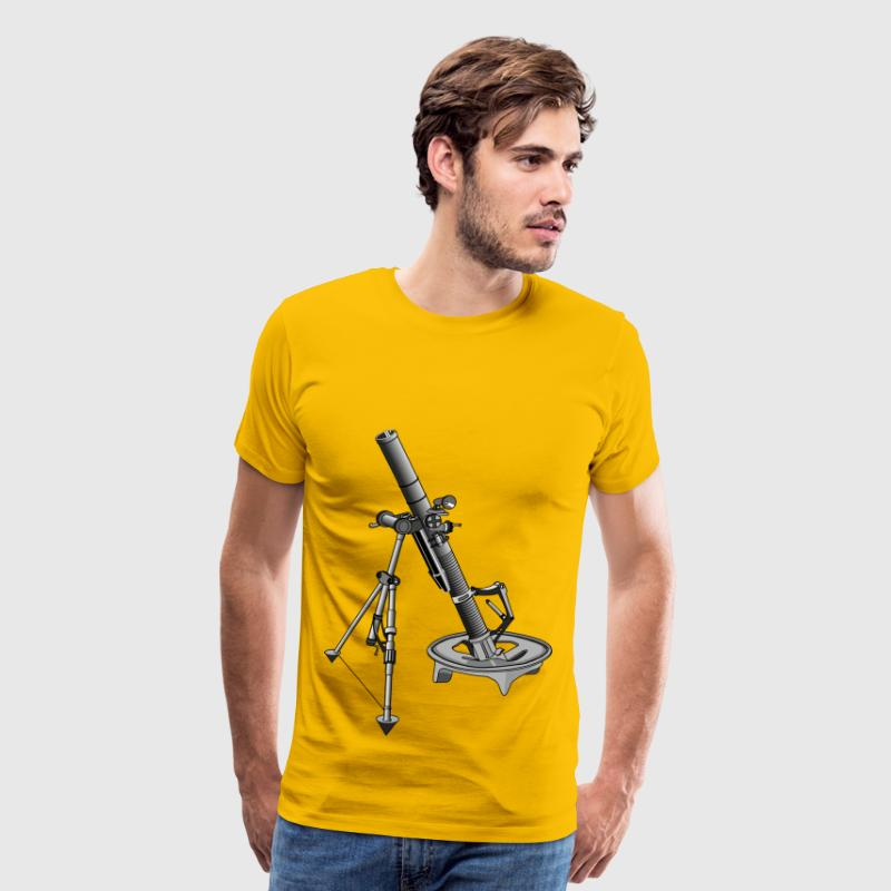Mortar - Men's Premium T-Shirt