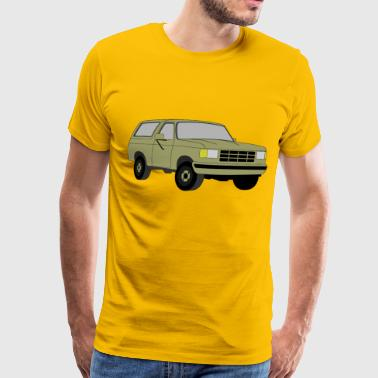 SUV - Men's Premium T-Shirt