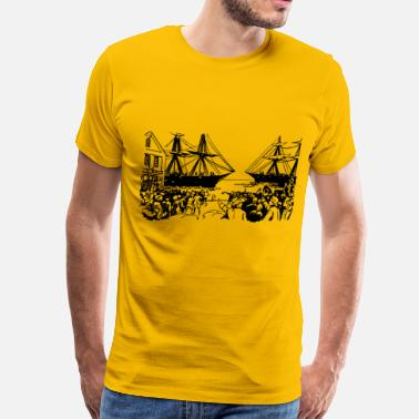 Boston Tea Party Boston Tea Party - Men's Premium T-Shirt