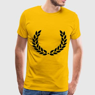 Laurel Wreath - Men's Premium T-Shirt