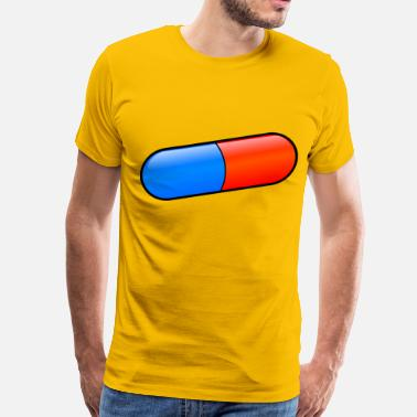 Pill pill - Men's Premium T-Shirt